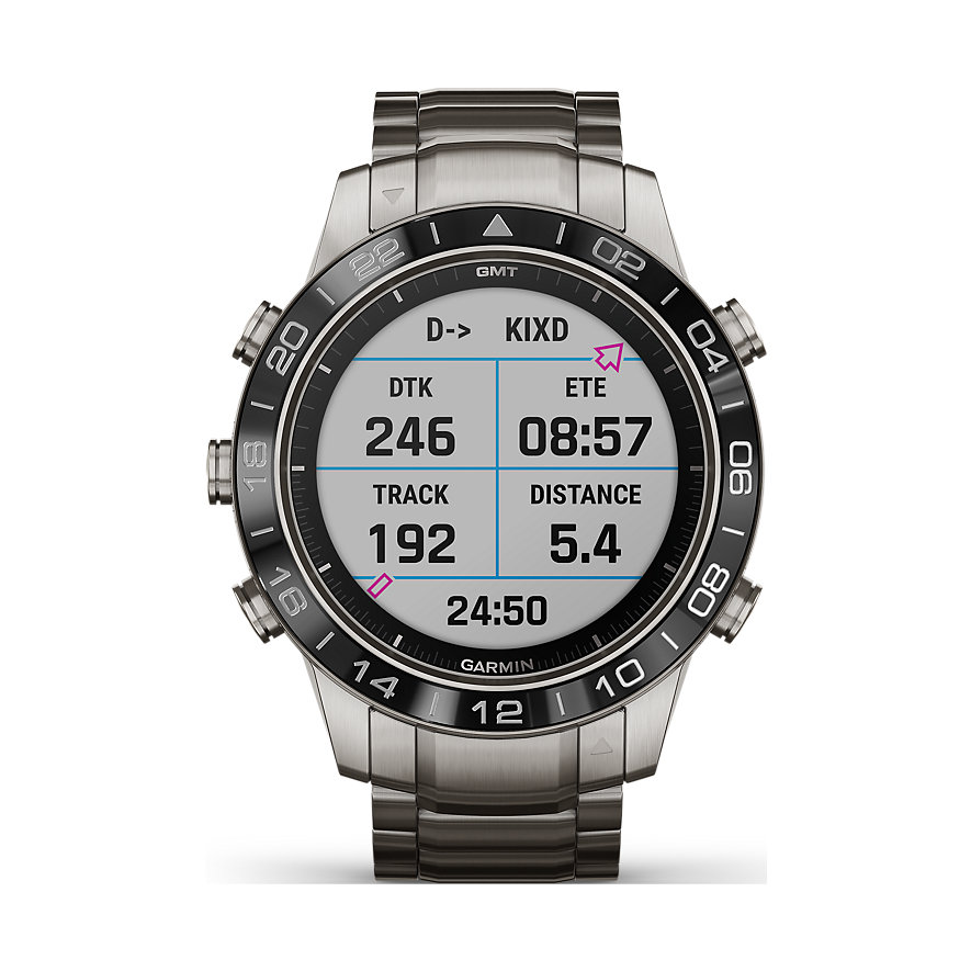Garmin Smartwatch Marq Aviator 010-02006-04