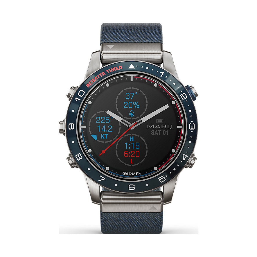 Garmin Smartwatch Marq Captain 010-02006-07