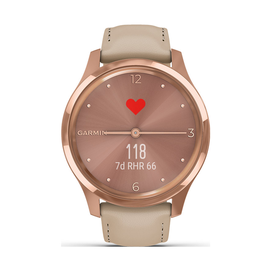 Garmin Smartwatch Vivomove Luxe 010-02241-01