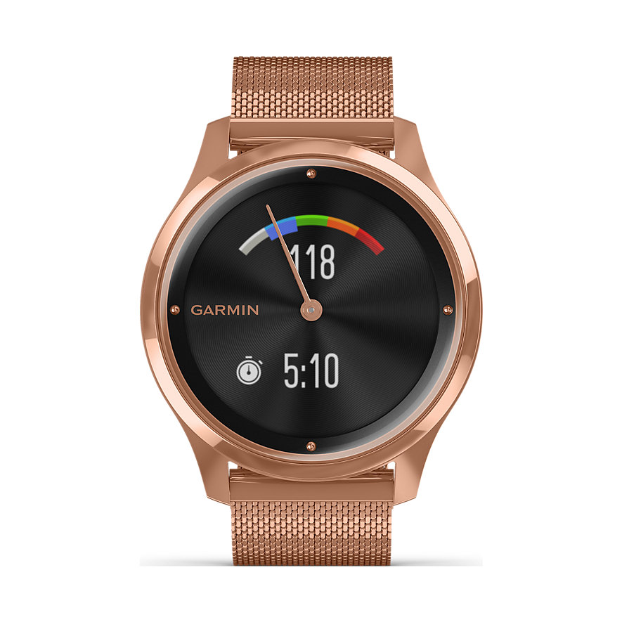 Garmin Smartwatch Vivomove Luxe 010-02241-04