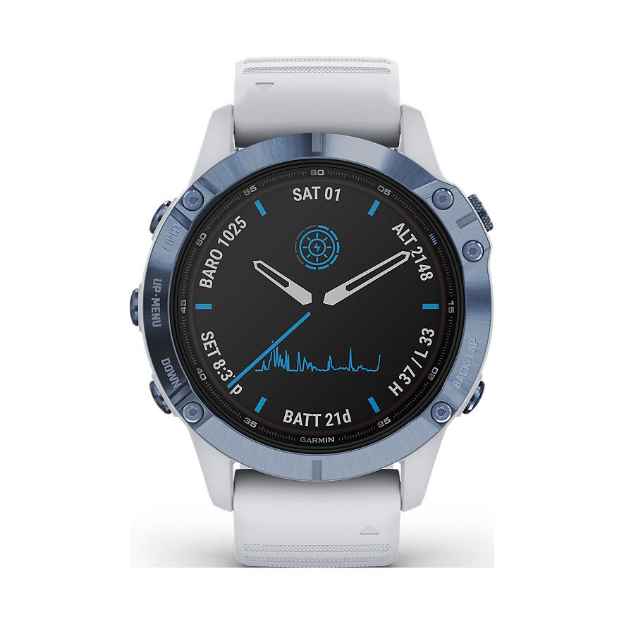 Garmin Uhr Fenix 6 Pro Solar 010-02410-19