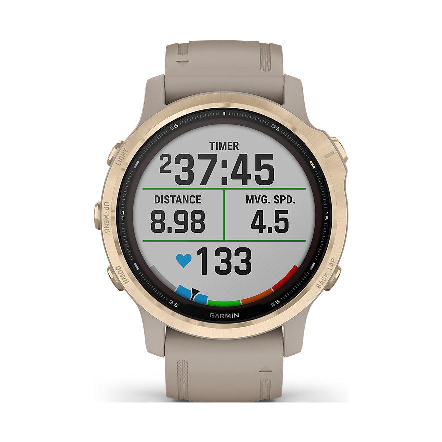 Garmin Uhr Fenix 6s Pro Solar 010-02409-11