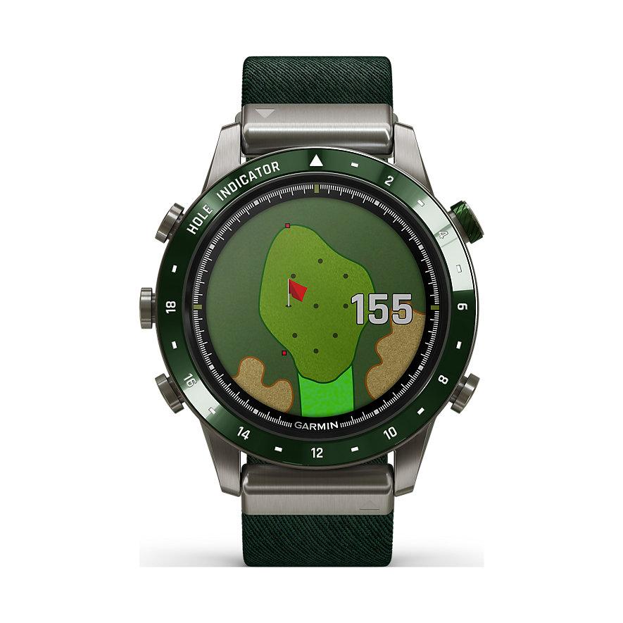 Garmin Uhr Garmin Marq Golfer 010-02395-00