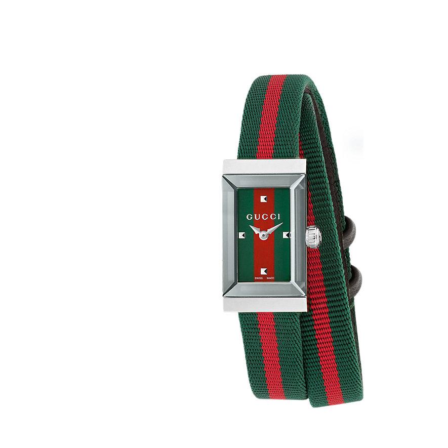 Gucci Damenuhr G-Frame YA147503