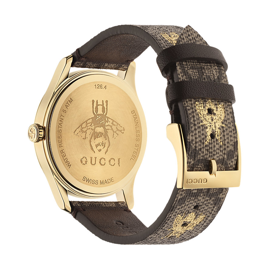 Gucci Damenuhr G-timeless YA1264068A