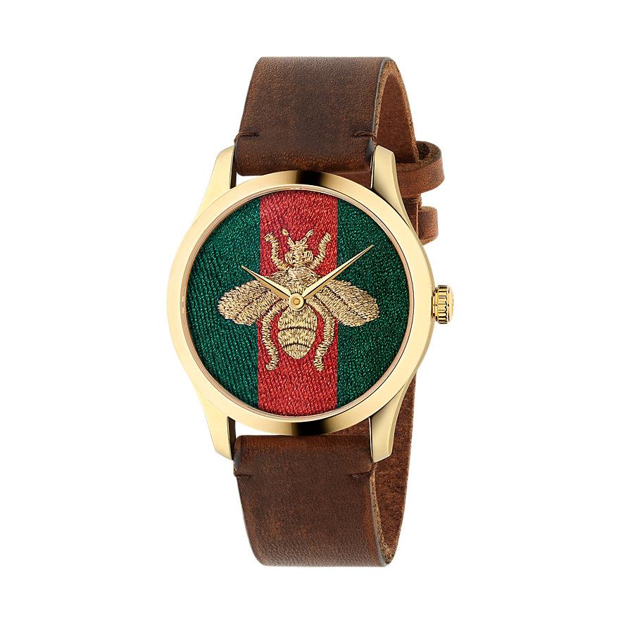 Gucci Damenuhr G-timeless YA126451A
