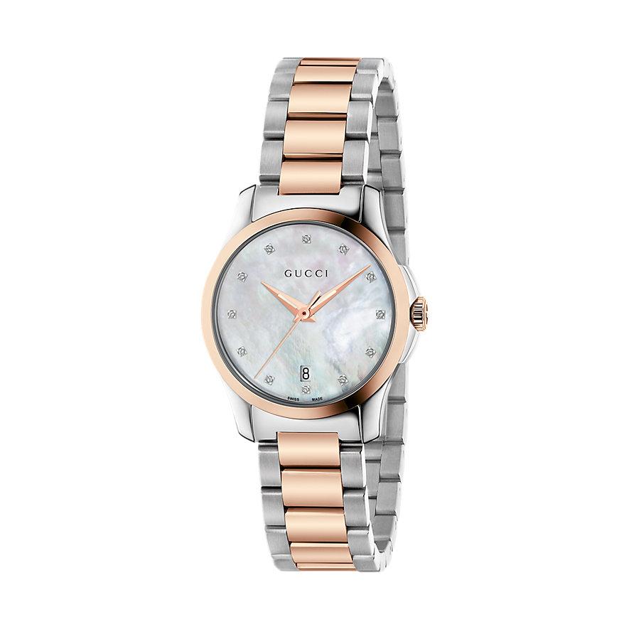 Gucci Damenuhr G-Timeless YA126544