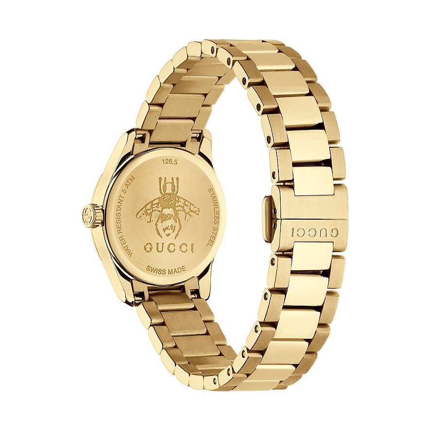 Gucci Damenuhr G-timeless YA126576A