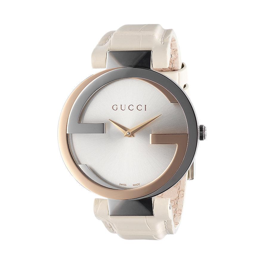 Gucci Damenuhr Interlocking YA133303