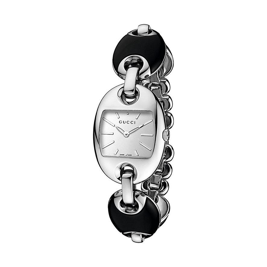 GUCCI Damenuhr Marina Chain Keramik YA121514