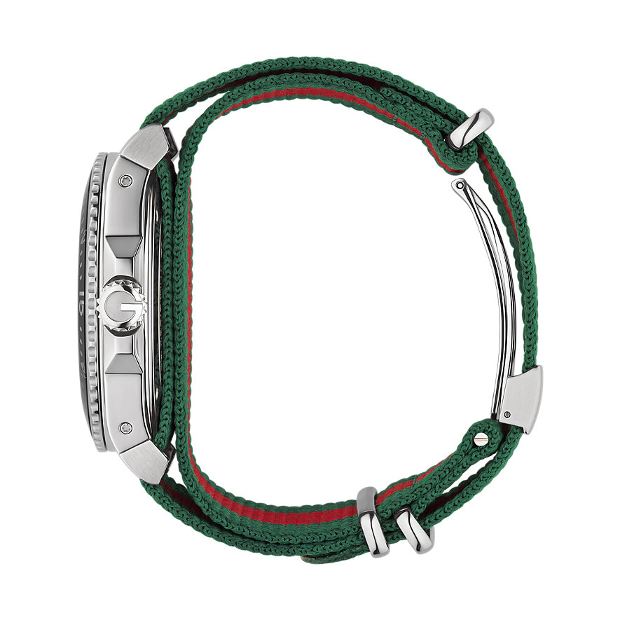 Gucci Herrenuhr Dive YA136206
