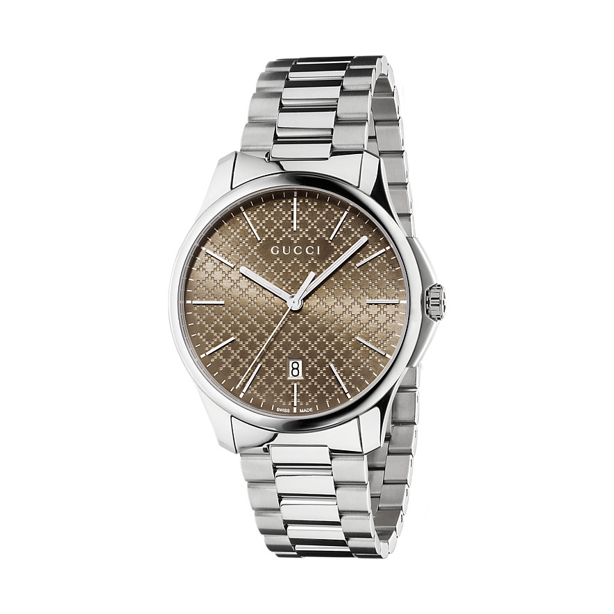 Gucci Herrenuhr G-Timeless YA126317
