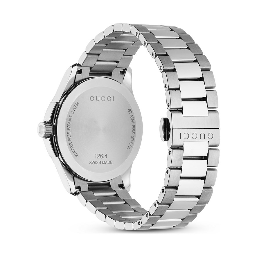 Gucci Herrenuhr G-Timeless YA126456