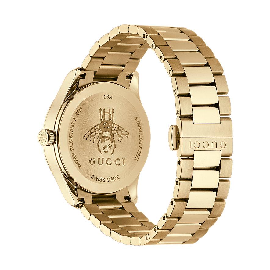 Gucci Herrenuhr G-timeless YA126461A