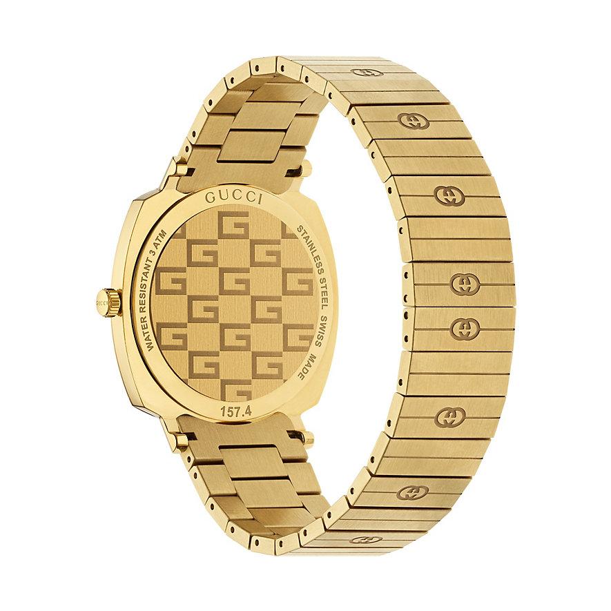 Gucci Herrenuhr Grip YA157409