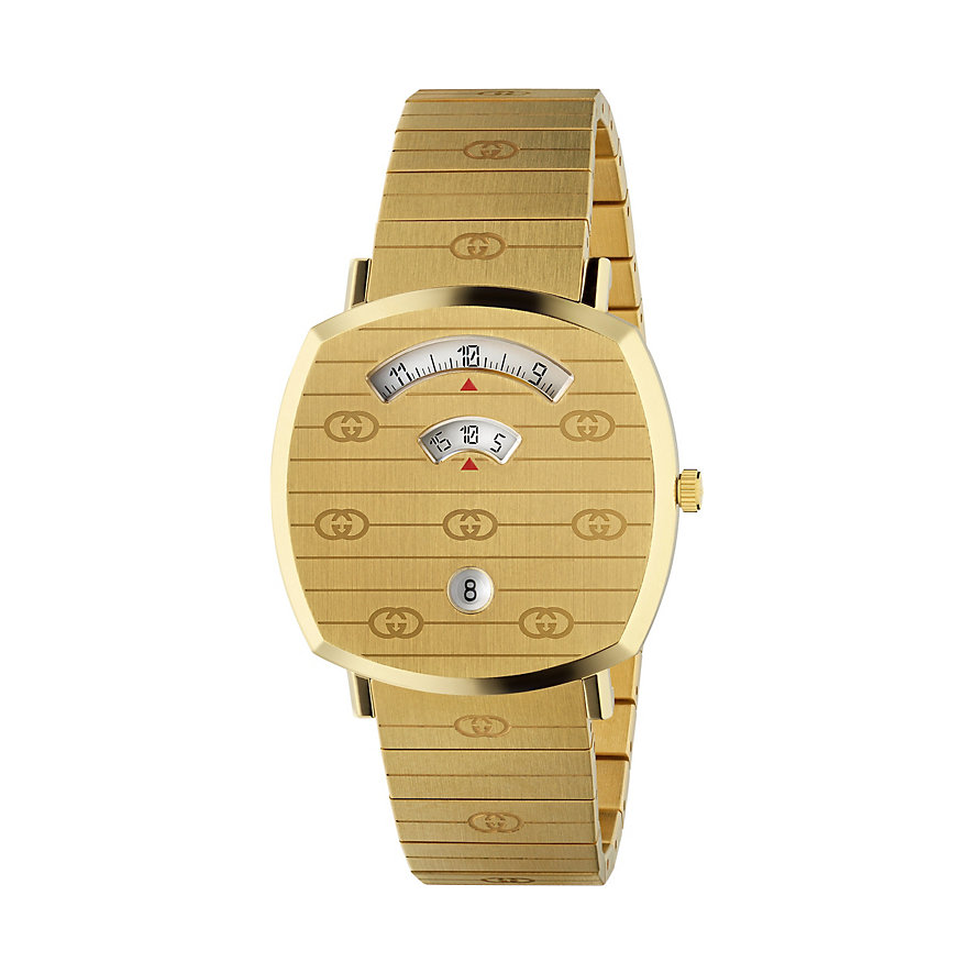 Gucci Herrenuhr Gucci Grip YA157409
