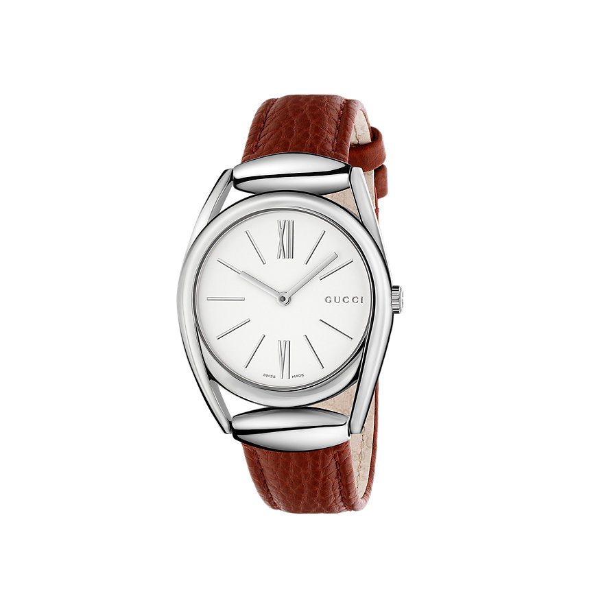 Gucci Herrenuhr Horsebit YA140403
