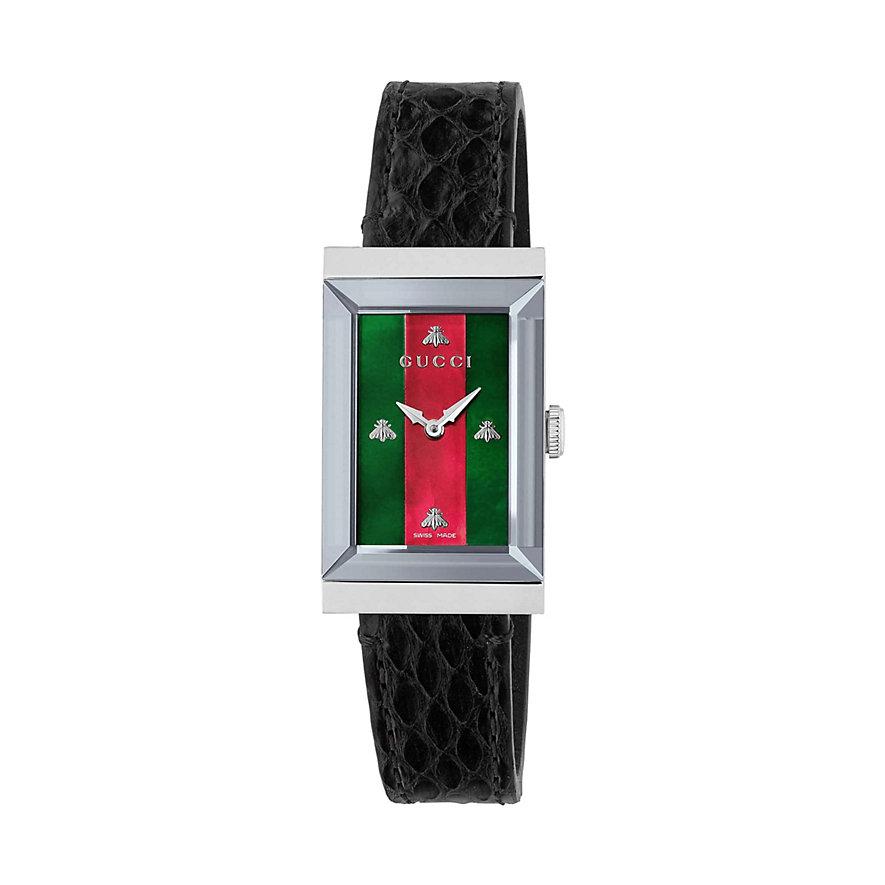 Gucci Unisexuhr G-frame YA147403