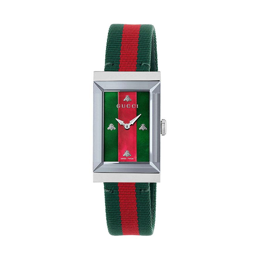 Gucci Unisexuhr G-Frame YA147404