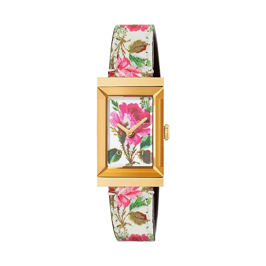 Gucci Unisexuhr G-frame YA147406