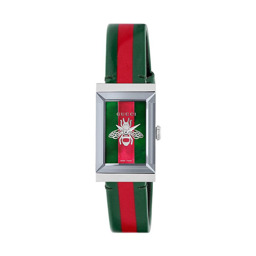 Gucci Unisexuhr G-Frame YA147408