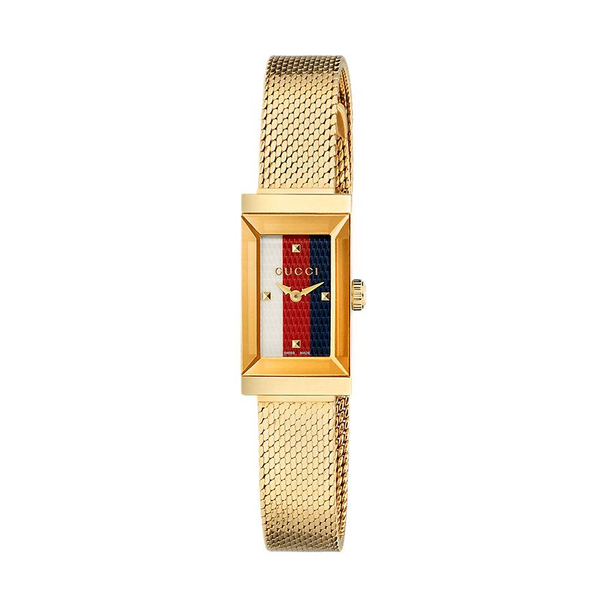 Gucci Unisexuhr G-Frame YA147511