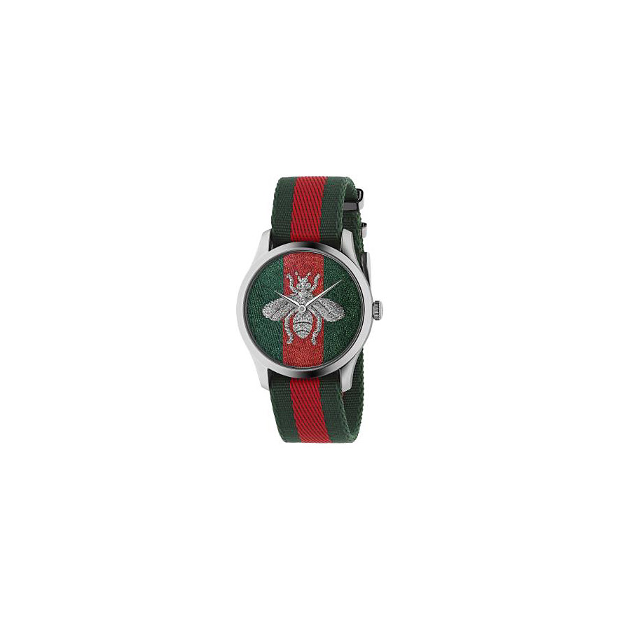 Gucci Unisexuhr G-Timeless Contemporary YA1264148
