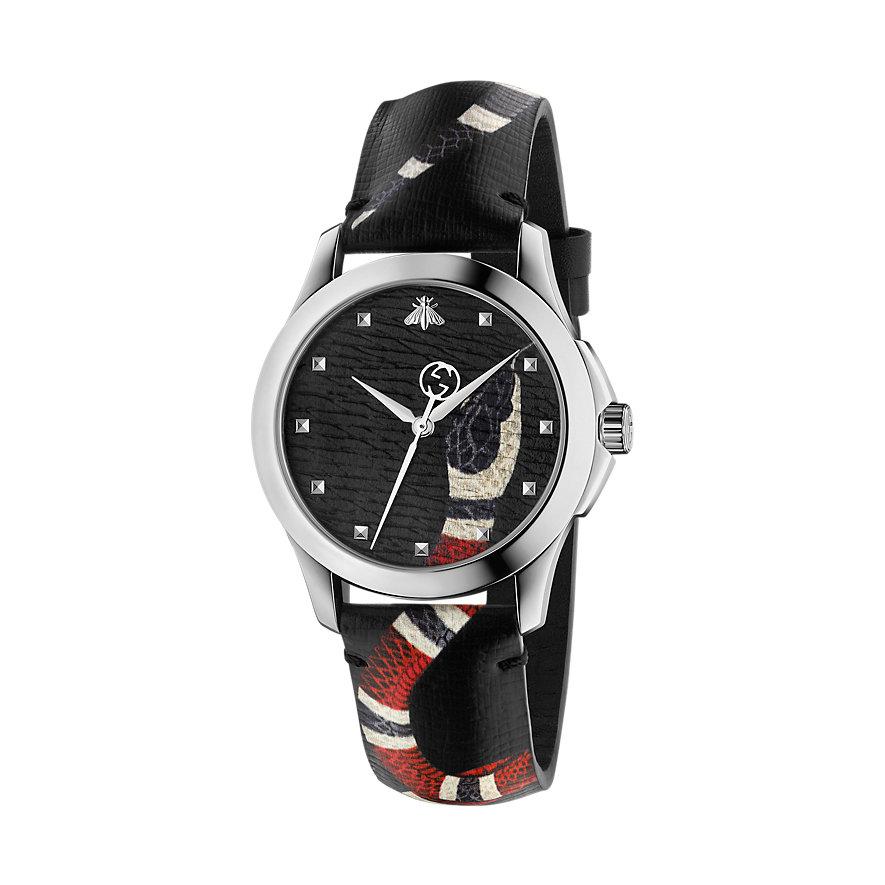 Gucci Unisexuhr G-Timeless YA1264007
