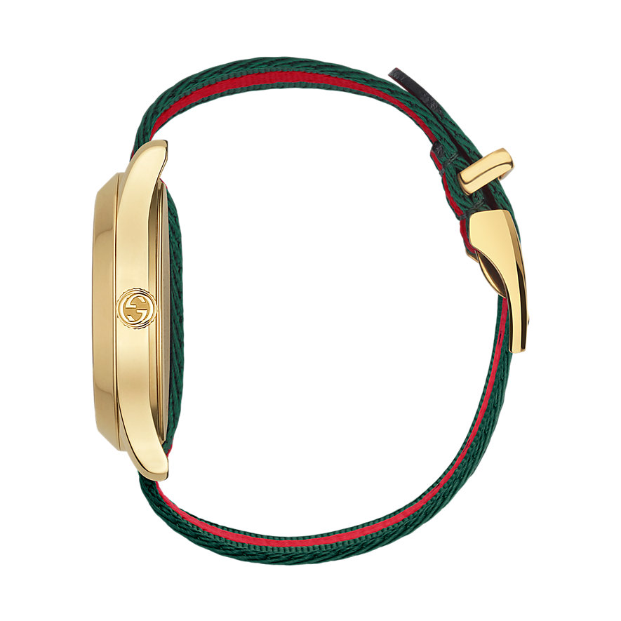 Gucci Unisexuhr G-timeless YA126487A