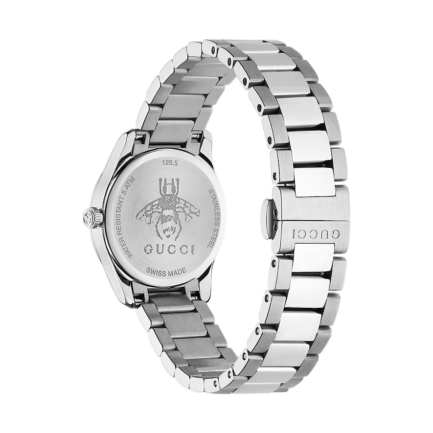 Gucci Unisexuhr G-timeless YA126572A