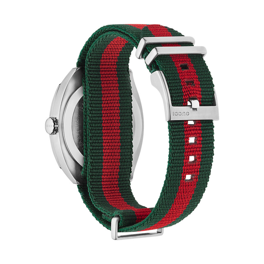 Gucci Unisexuhr G-Timeless YA142305