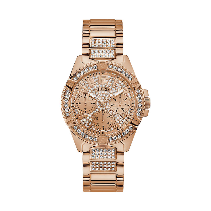 Guess Damenuhr Lady Frontier W1156L3