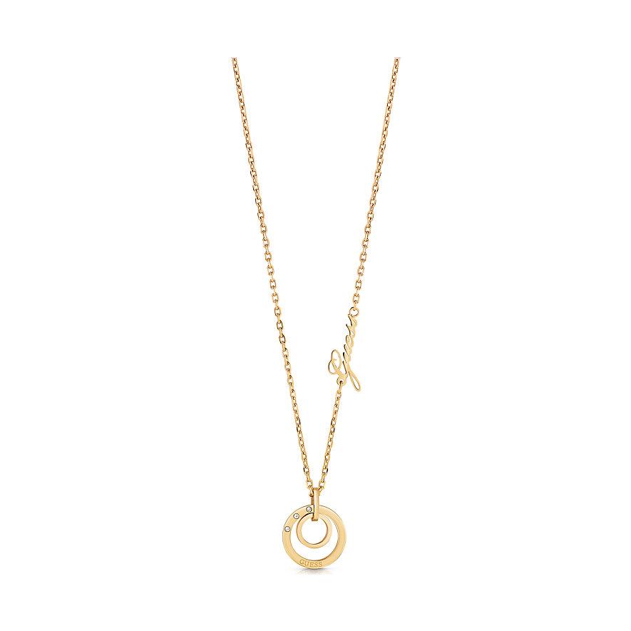 Guess Kette Chain Circles UBN29035
