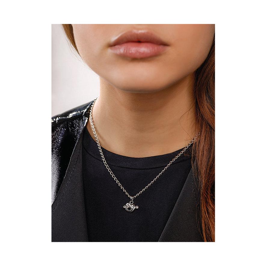Guess Kette Chainmini Knot UBN29018