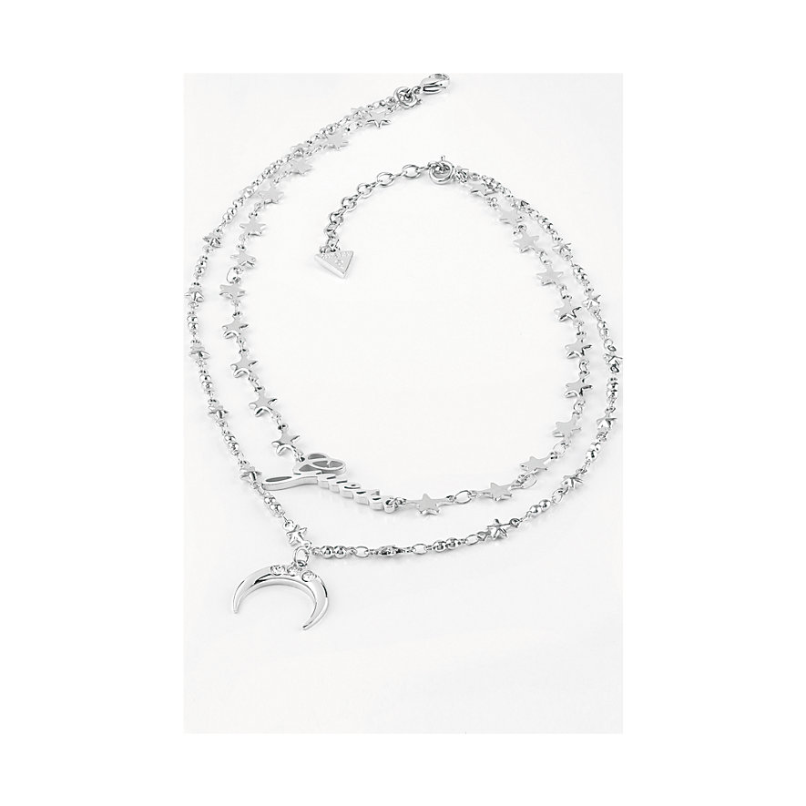 Guess Kette Double Chain Moo UBN29009