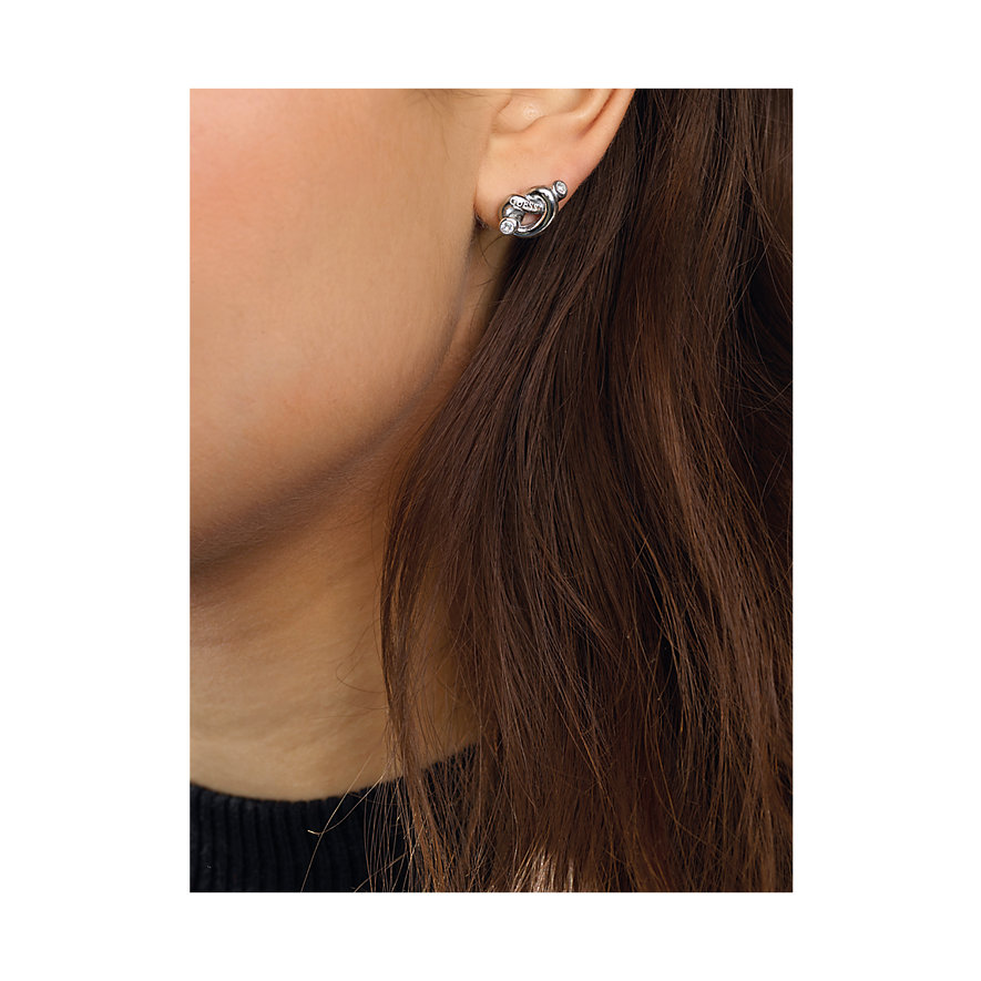Guess Ohrstecker Knot Stud UBE29012