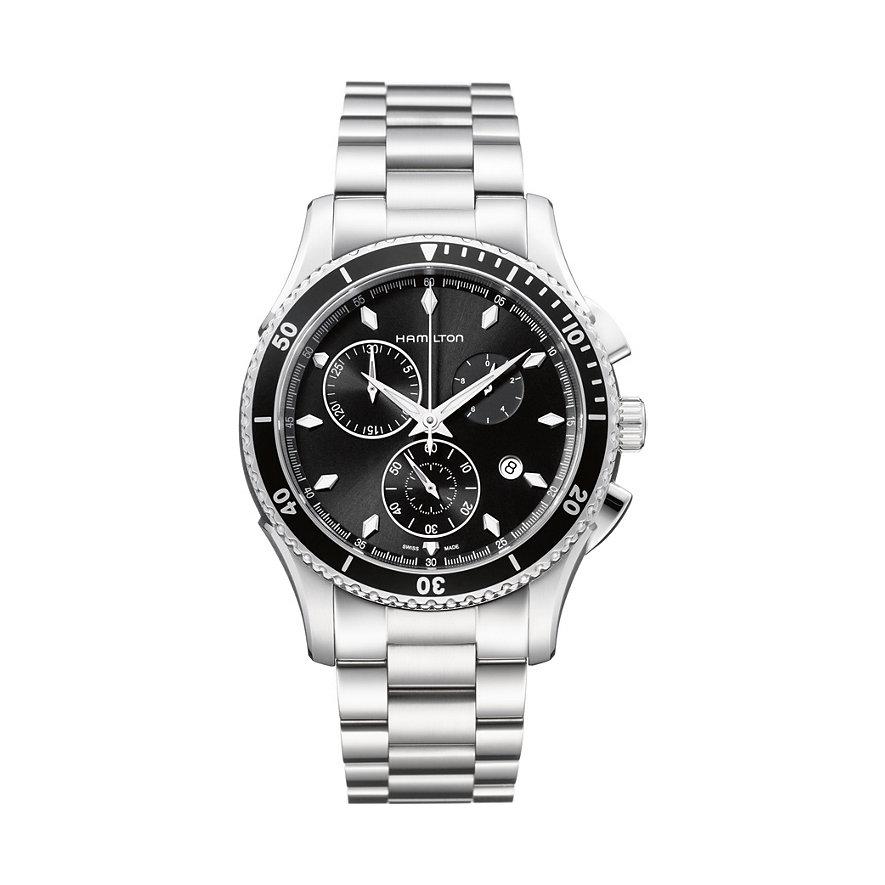 Hamilton Chronograph Jazzmaster Seaview H37512131