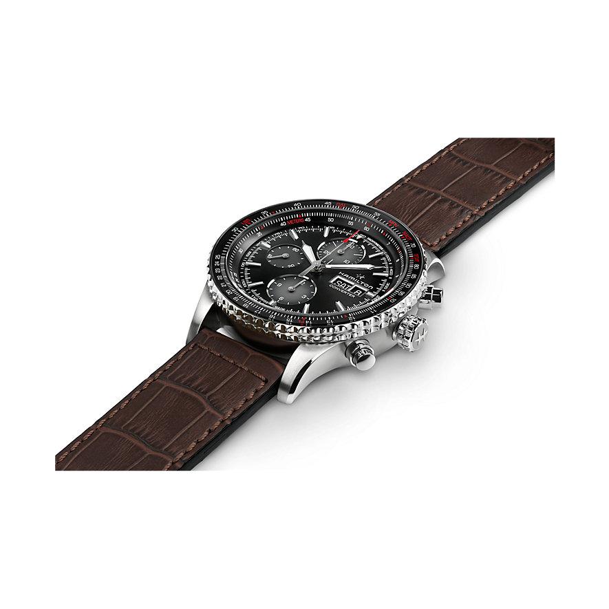 Hamilton Chronograph Khaki Aviation Converter Auto Chrono H76726530