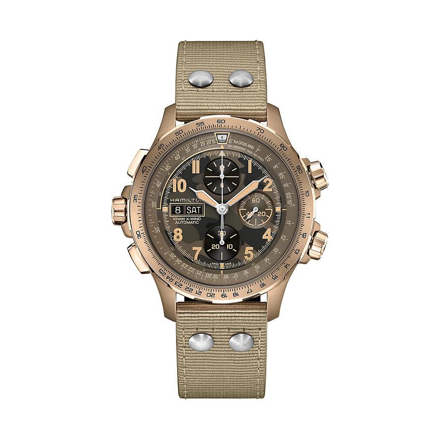 Hamilton Chronograph Khaki Aviation H77916920