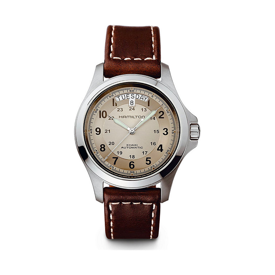 Hamilton Herrenuhr Khaki KING Automatic H64455523