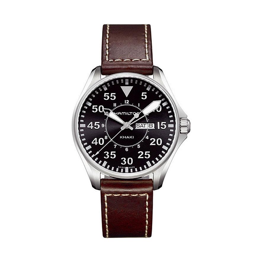 Hamilton Herrenuhr Khaki King Pilot H64611535