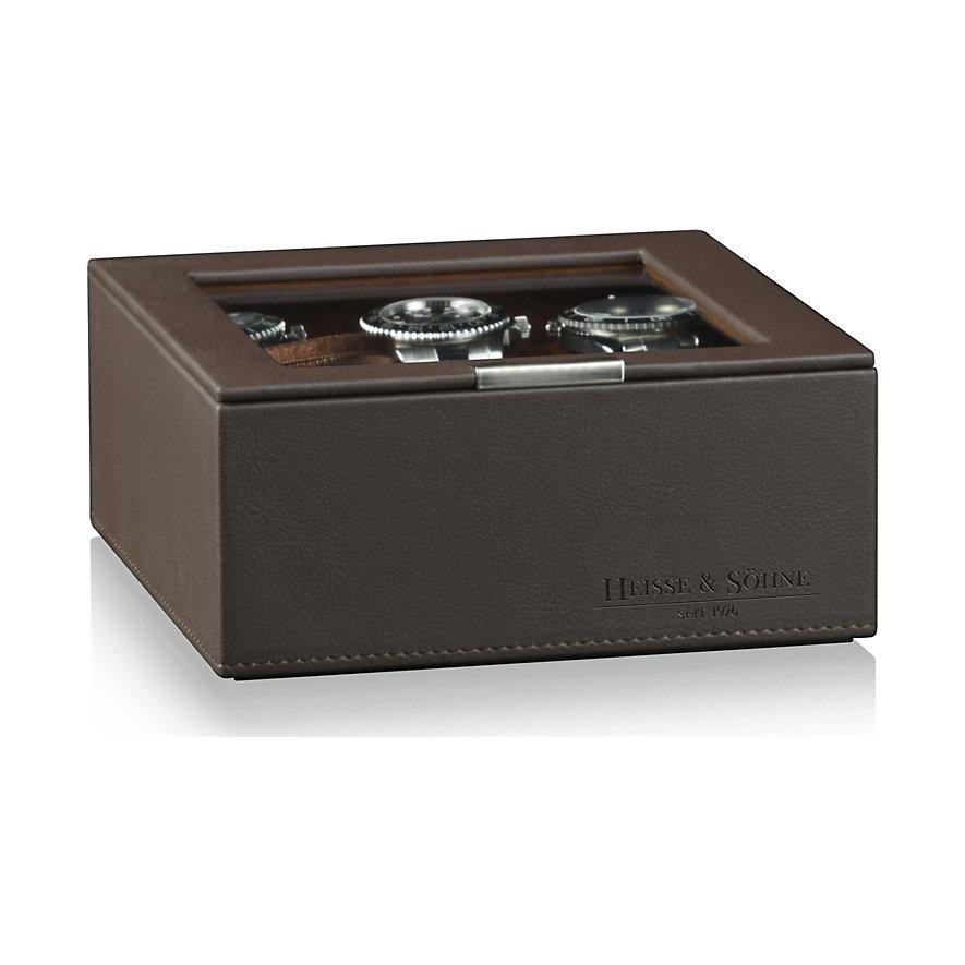 Heisse & Söhne Stapelbox Oberteil Uhren 70019-127.47