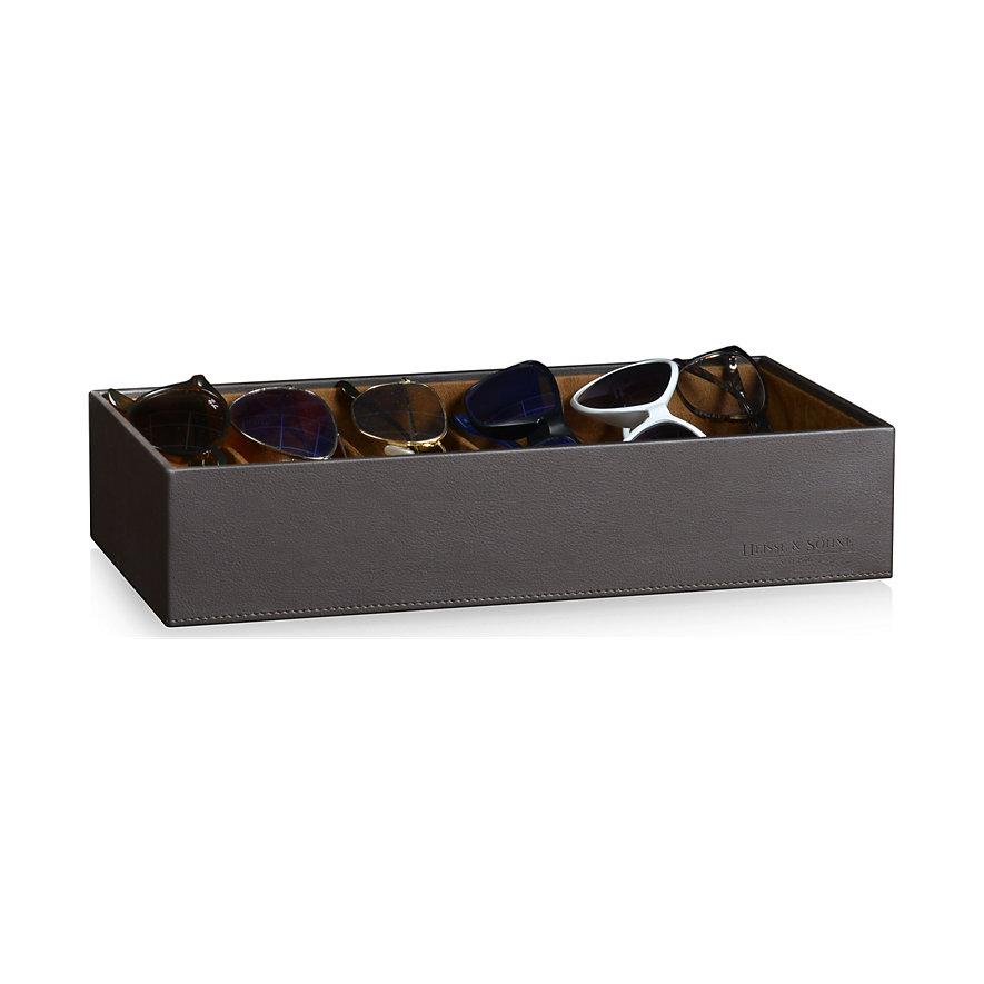 Heisse & Söhne Stapelbox Unterteil Sonnenbrillen 70019-125.47