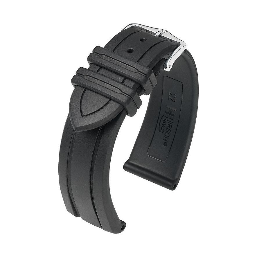 Hirsch Uhrenarmband Kautschuk Hevea 40458850222