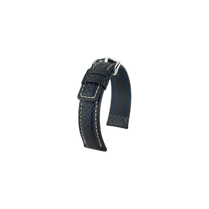 Hirsch Uhrenarmband Leder 02592050220