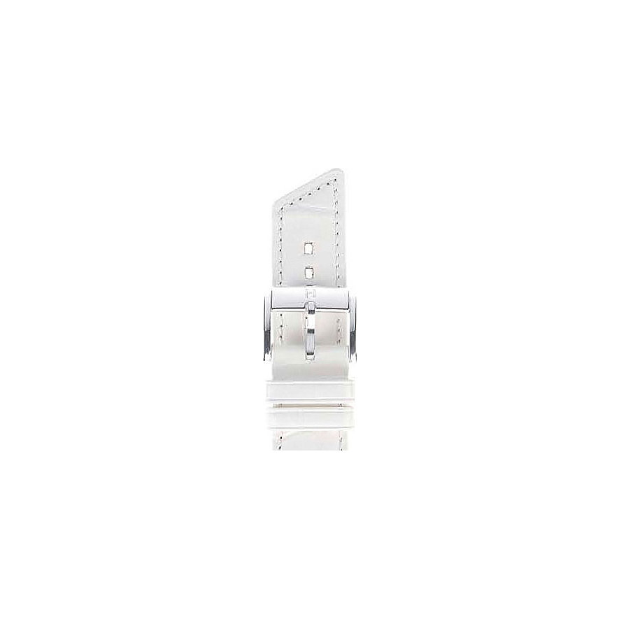 Hirsch Uhrenarmband Leder 02628101214