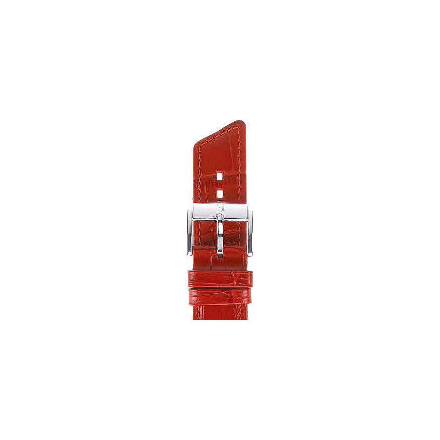 Hirsch Uhrenarmband Leder 02628120218