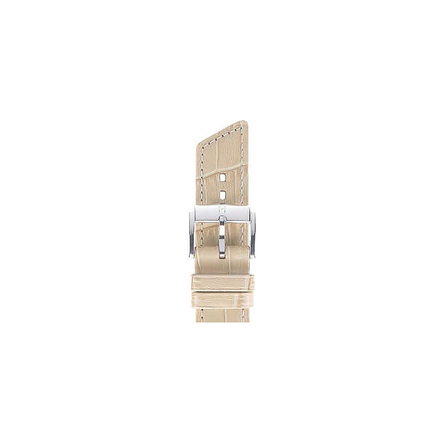 Hirsch Uhrenarmband Leder 02628190214