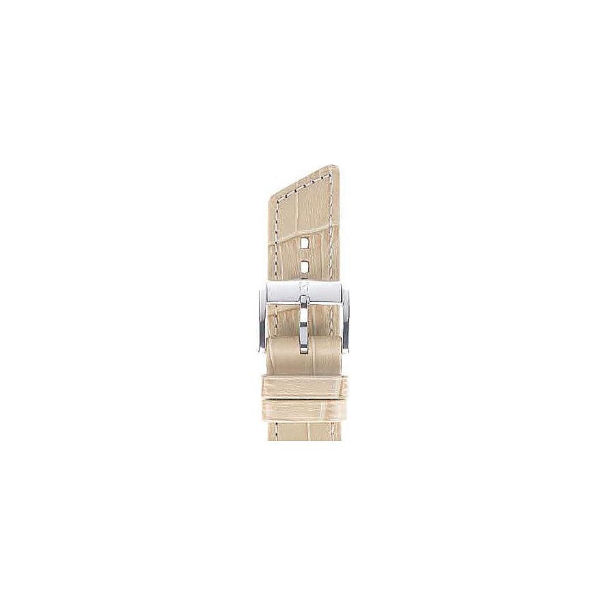 Hirsch Uhrenarmband Leder 02628190220