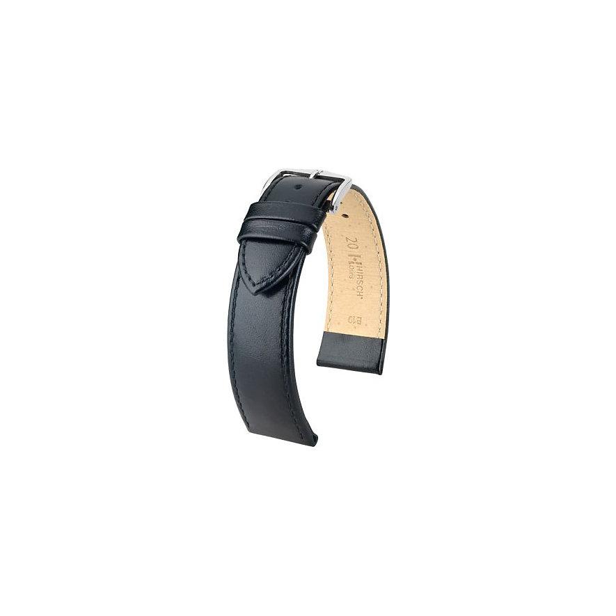 Hirsch Uhrenarmband Leder 03475050-2-18